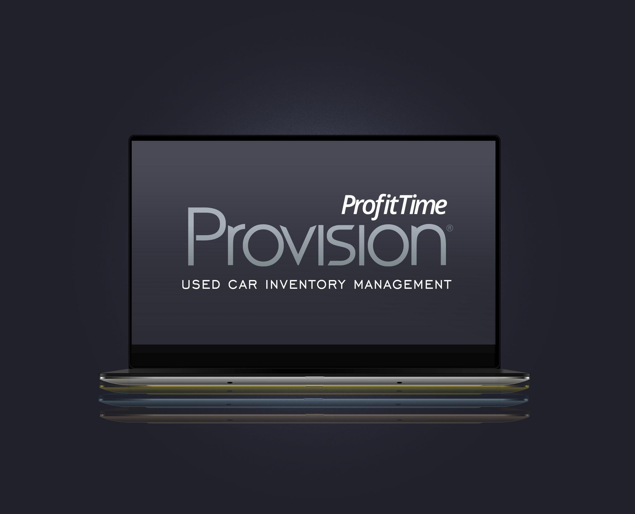 Provision ProfitTime Laptop